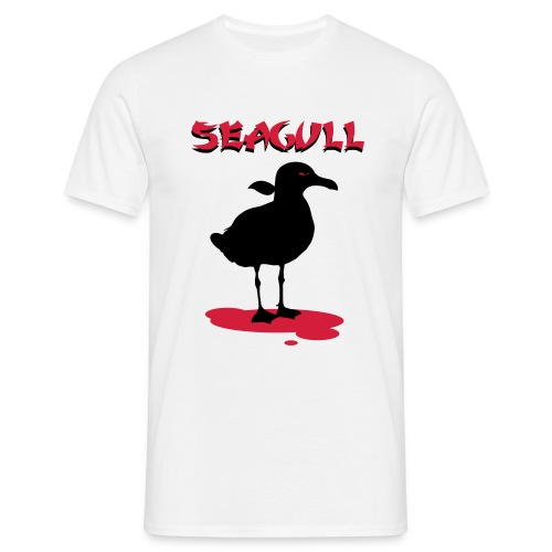 Seagull - T-shirt Homme