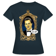 T-Shirts ~ Women's T-Shirt ~ No Bread - George Osborne Women's T-shirt (Choose Colour)