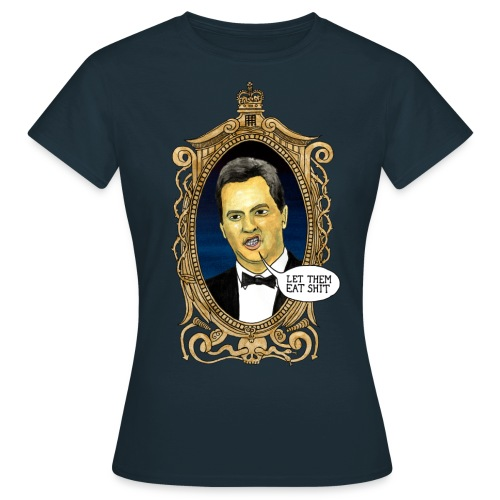 No Bread - George Osborne Women's T-shirt (Choose Colour) - Women's T-Shirt