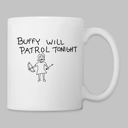 Mug Buffy's patrol - Mug