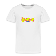 Tee shirts ~ T-shirt Premium Enfant ~ Bonbon