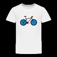 Tee shirts ~ T-shirt Premium Enfant ~ Vélo