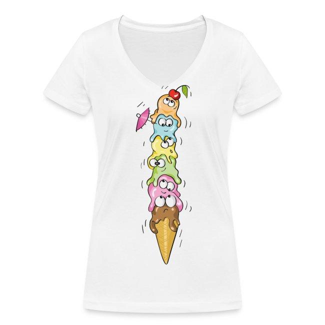 La passion des glaces