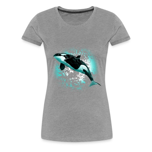 Orca T shirt  - Women's Premium T-Shirt