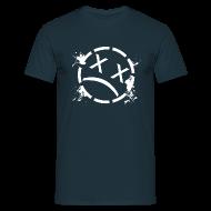 T-Shirts ~ Männer T-Shirt ~ AltF4-Splatter