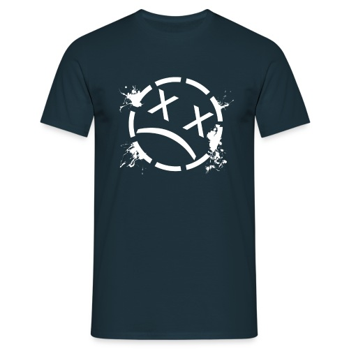 AltF4-Splatter - Männer T-Shirt