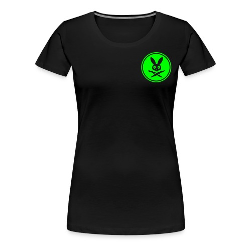 Bumbo Shirt - Dame premium T-shirt