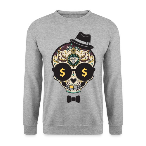 CA$H $KULL | Sweatshirt - Männer Pullover