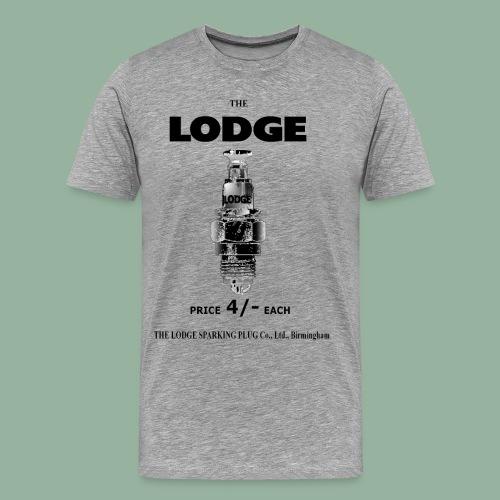 Lodge Premium T - Men's Premium T-Shirt