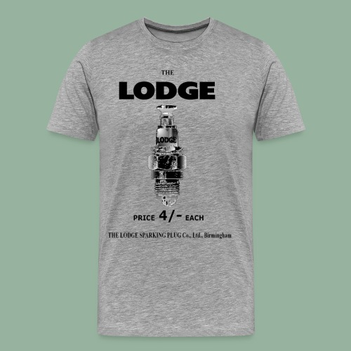 Lodge Premium T - Men's Premium T-Shirt
