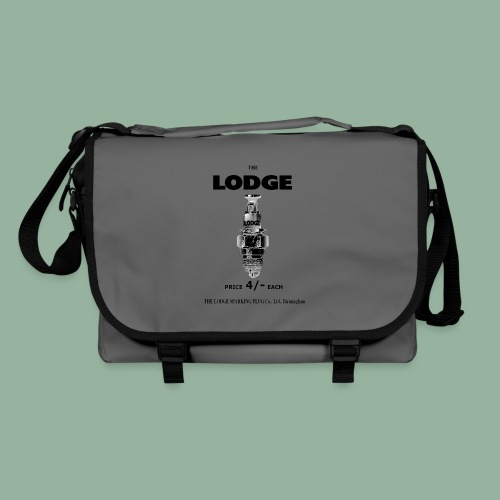 Lodge Messenger Bag - Shoulder Bag