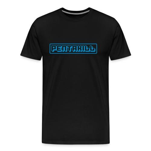 Pentakill - Premium-T-shirt herr