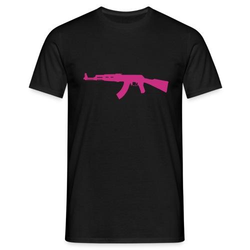AK47 t-shirt - T-shirt herr