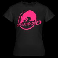 T-Shirts ~ Women's T-Shirt ~ UHF BASIK WOMAN 01 [M-PHK059]