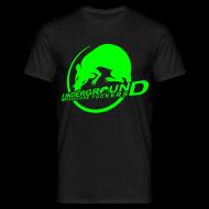 T-Shirts ~ Men's T-Shirt ~ UHF BASIK 01 [M-PHK058]