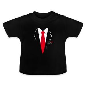 Camisa y corbata - Camiseta bebé