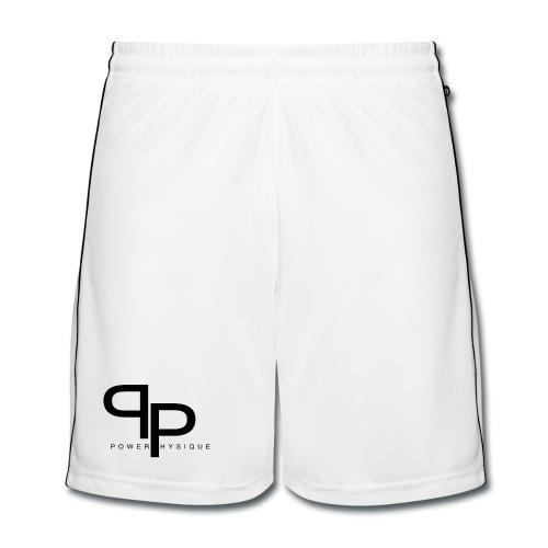 PowerPhysique logo - Mannen voetbal shorts