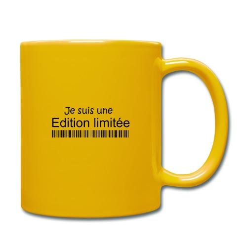 Tasse Edition limitée - Mug uni