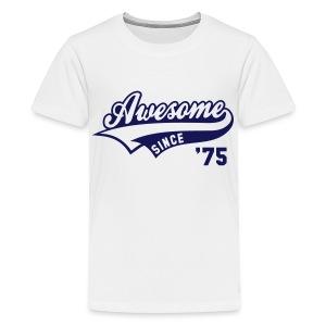 AWESOME - Teenage Premium T-Shirt