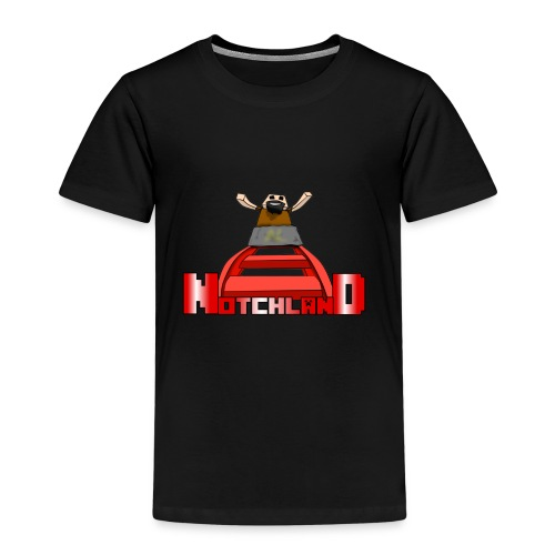 Kids' Premium T-Shirt - Design created by: https://www.youtube.com/user/Thehunt1999