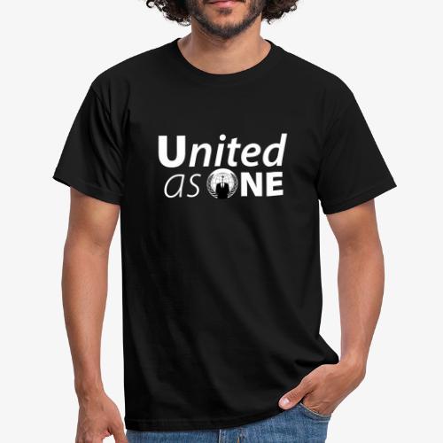 United as One - Maglietta da uomo