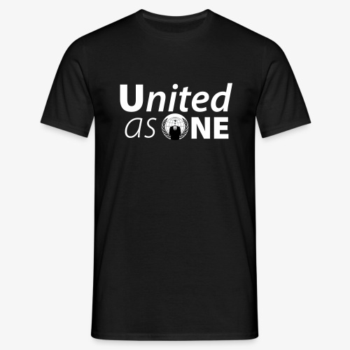 United as One - Männer T-Shirt