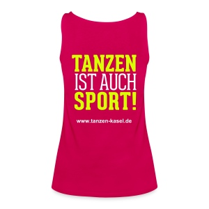 Sport-Tank-Top - Frauen Premium Tank Top