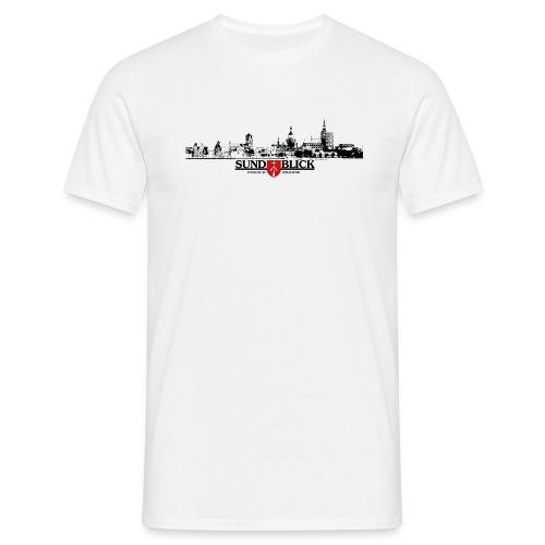 Shirt Skyline (m) - Männer T-Shirt