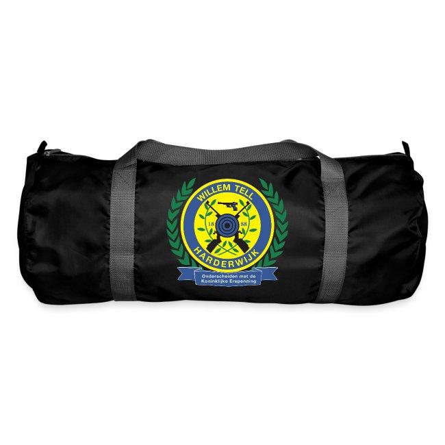 Sporttas met logo aan beide zijden