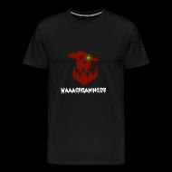 T-Shirts ~ Männer Premium T-Shirt ~ Premium Waaagh-Shirt