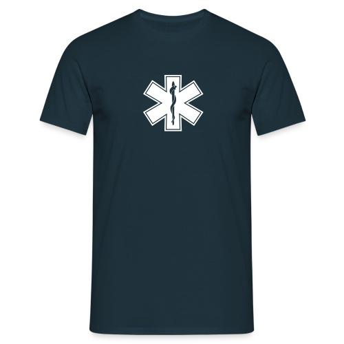 Sanitäter - Männer T-Shirt