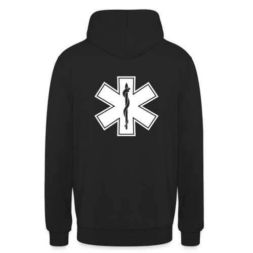 Retter-Pullover - Unisex Hoodie
