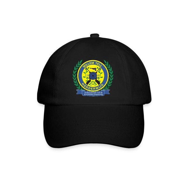 Baseballcap met logo