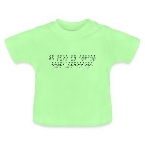 Tshirt - T-shirt Bébé