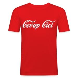 Cevap cici - slim fit T-shirt