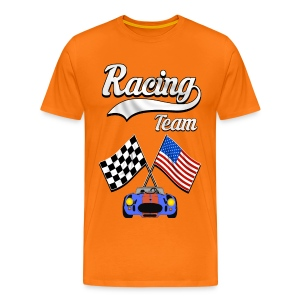 Racing Team 04 - Men's Premium T-Shirt