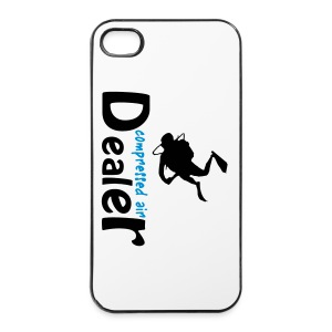 compressed air dealer - iPhone 4/4s Hard Case
