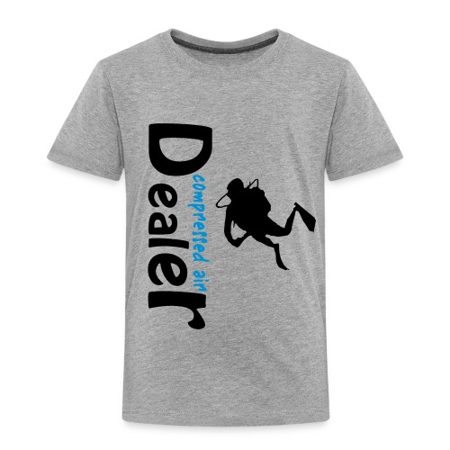 compressed air dealer - Kinder Premium T-Shirt