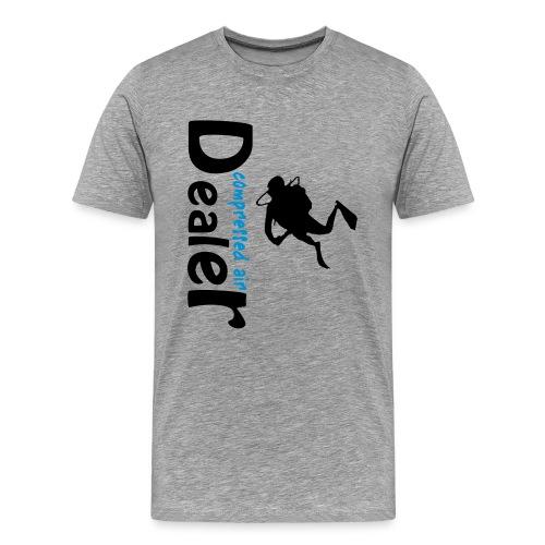 compressed air dealer - Männer Premium T-Shirt