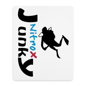 Nitrox Junky - Mousepad (Hochformat)