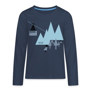 CWS_Kids Long Sleeve - Teenager Premium Langarmshirt