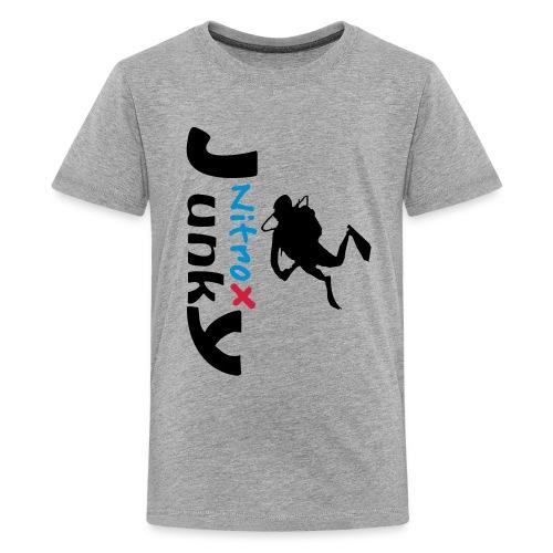 Nitrox Junky - Teenager Premium T-Shirt