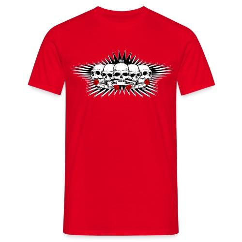 The Five Skulls - Männer T-Shirt