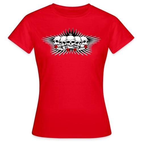 The Five Skulls - Frauen T-Shirt