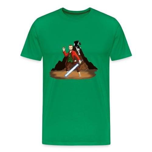 Baggindenpendance day - T-shirt Premium Homme