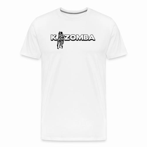 Tee--shirt kizomba Homme - T-shirt Premium Homme
