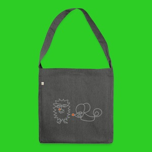IgMa ala Klee - Schultertasche aus Recycling-Material