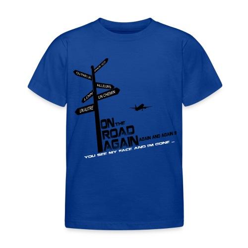 Tee-shirt KIDS On the road again EDITION LIMITEE - T-shirt Enfant