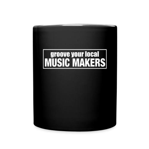 The Mug Groove your local Music Makers - Mug uni