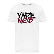 Tee shirts ~ T-shirt Premium Homme ~ Vape Mob'